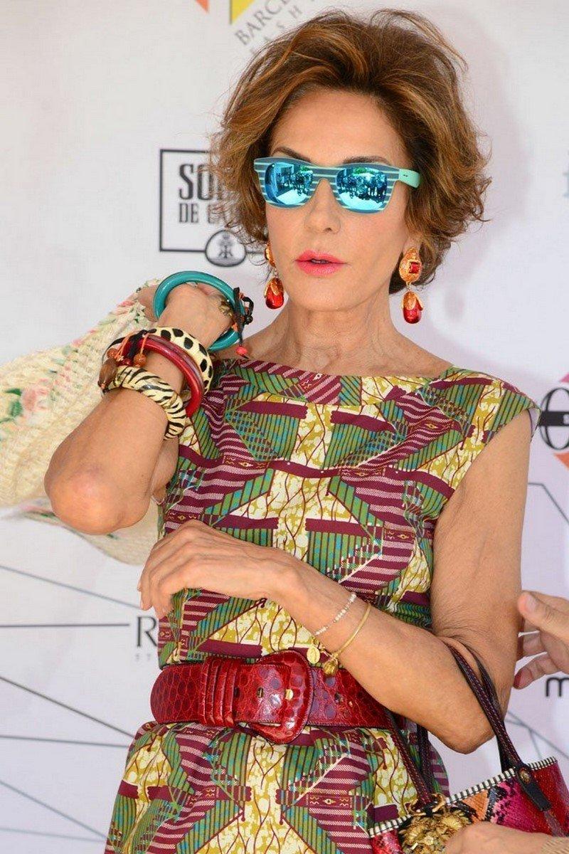 гардероб женщины за 50 лет