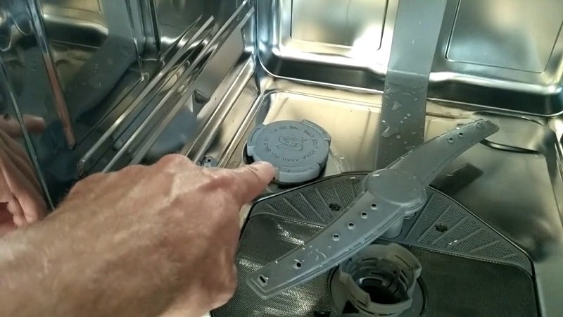 первое использование посудомоечной машины