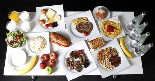 25 обязательных продуктов для сбалансированного питания. Главные источники белков, жиров и углеводов.