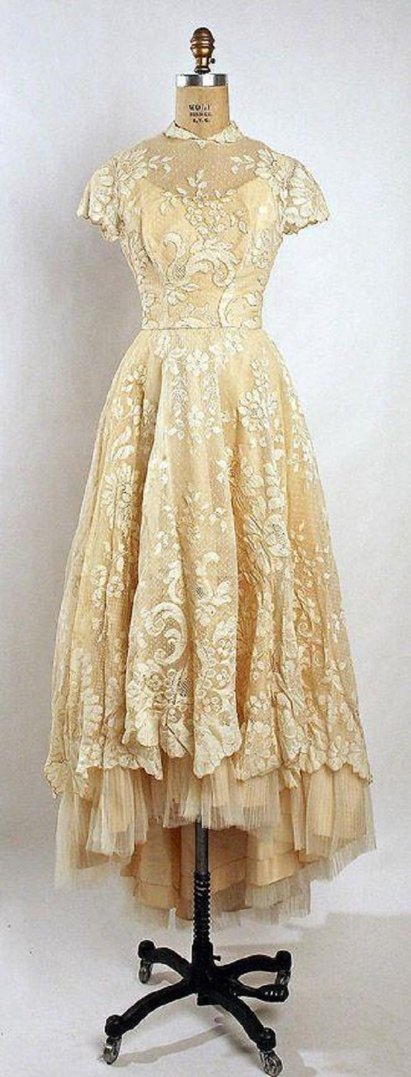 американское свадебное платье
