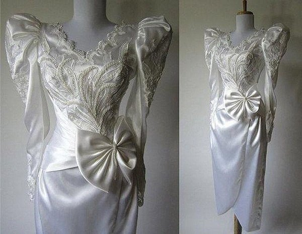 свадебное платье 8-х