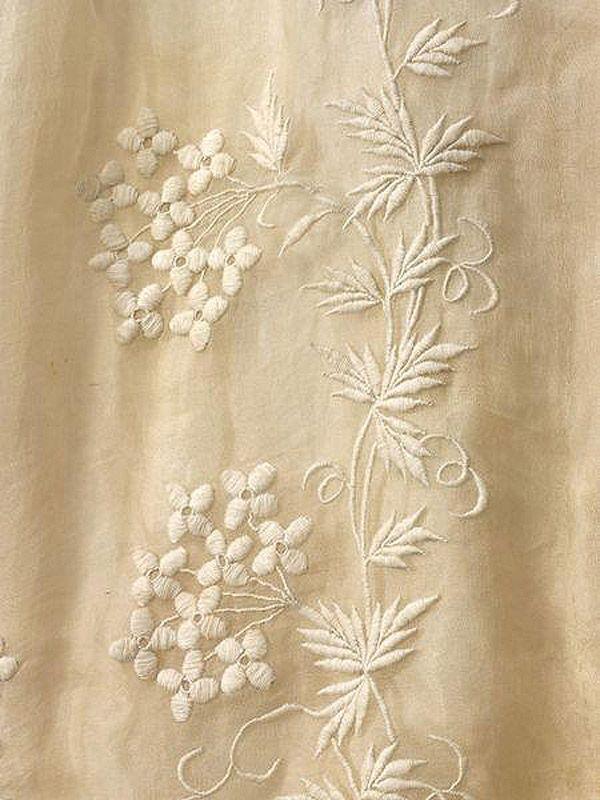 свадебное платье 1834 год