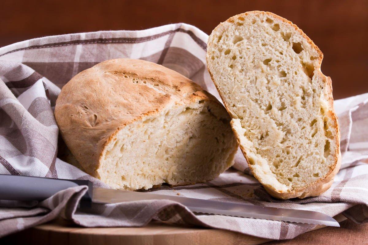 хлеб на закваске левито мадре