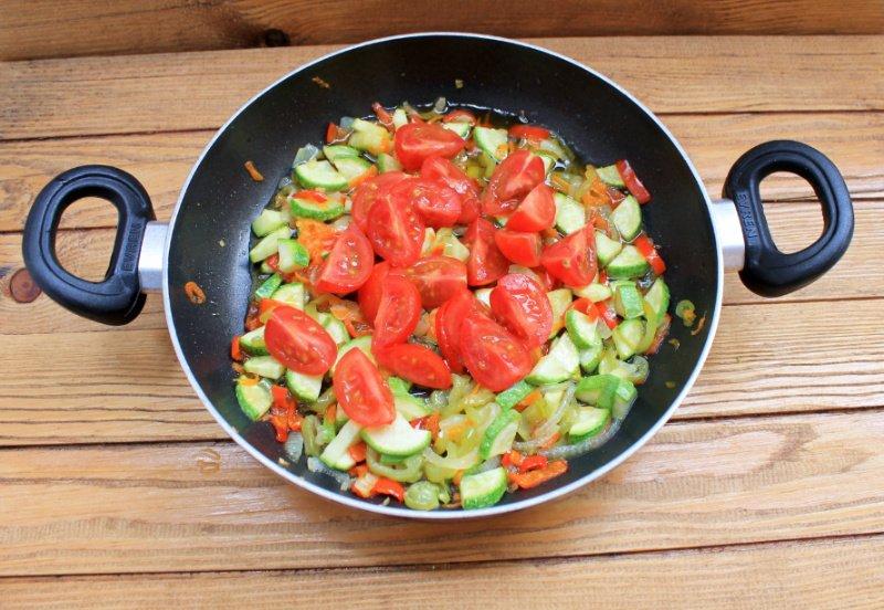 минестроне вегетарианский рецепт