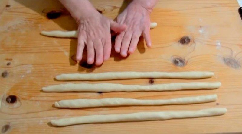 итальянское печенье без яиц