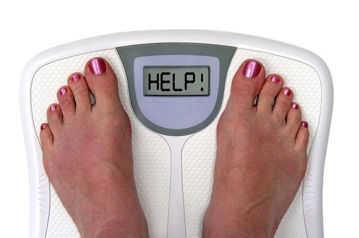 избыточный вес и давление