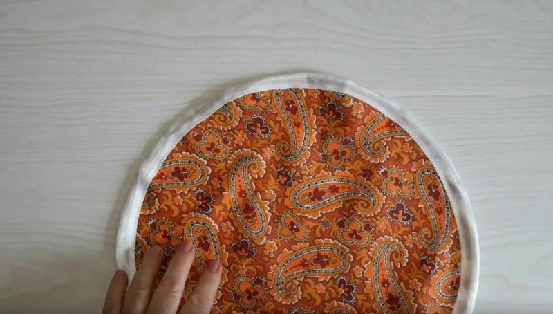 поделки из ткани для дома своими руками