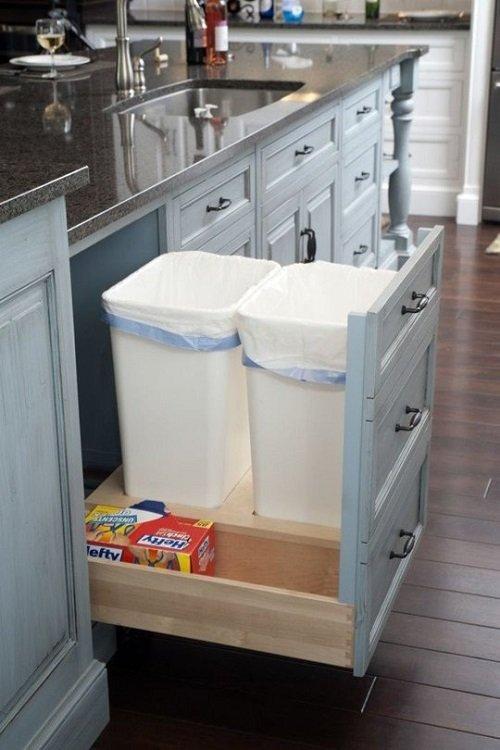шкаф для мусора