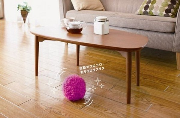 шарик для сбора пыли