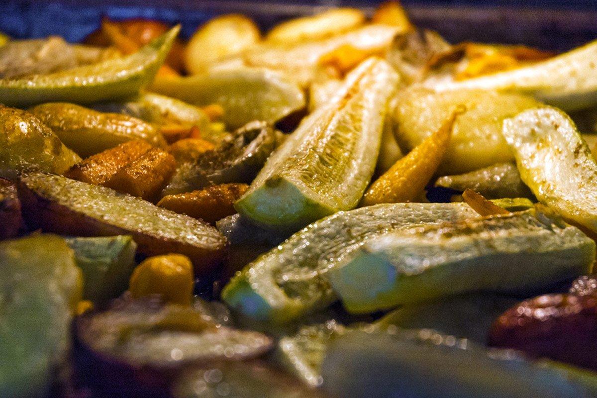 кабачки в духовки