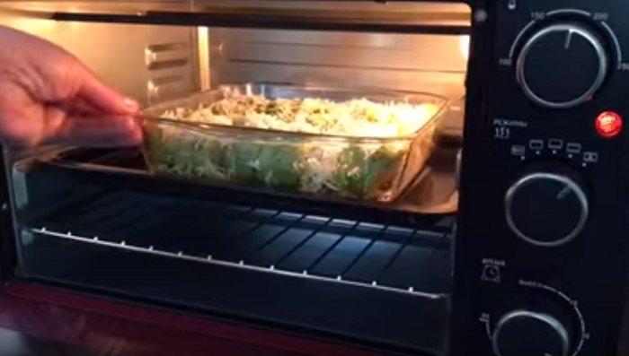 кабачки с сыром рецепт