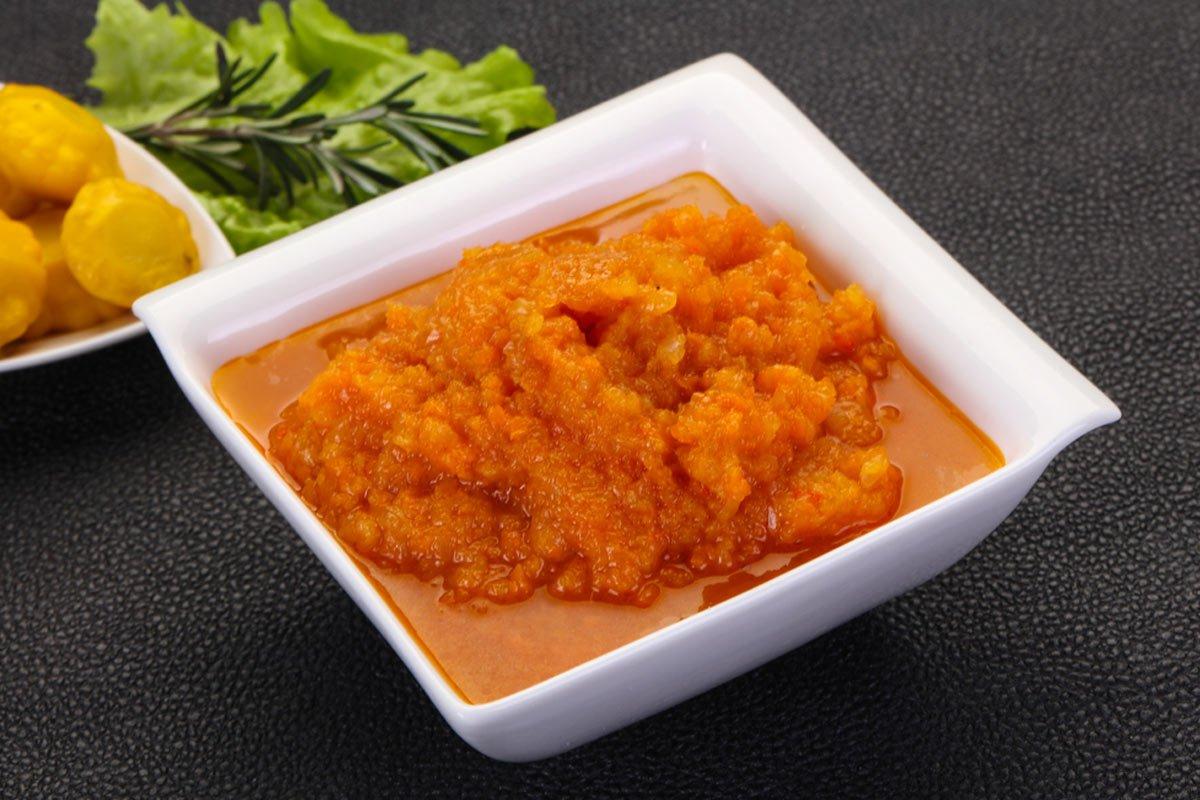 кабачковая икра через мясорубку с помидорами