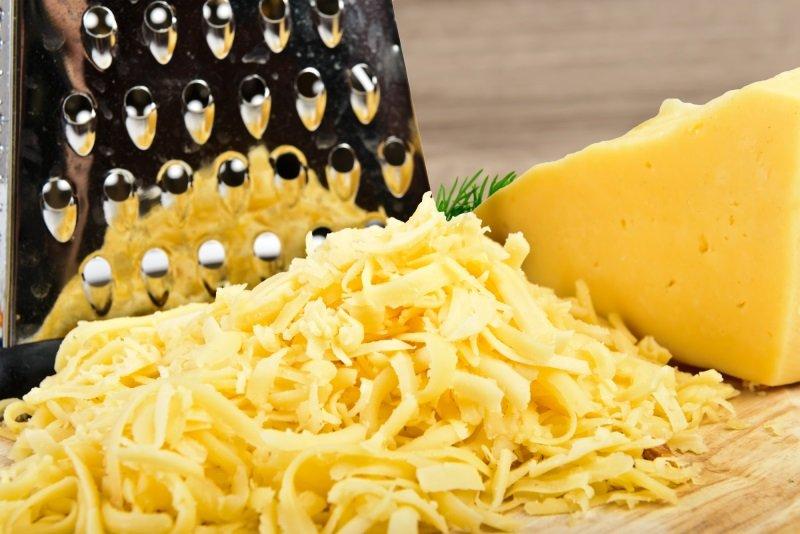 как запекать кабачки с сыром