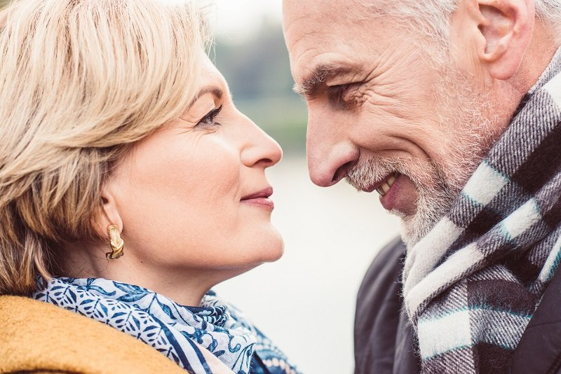 отношения с женщиной в зрелом возрасте