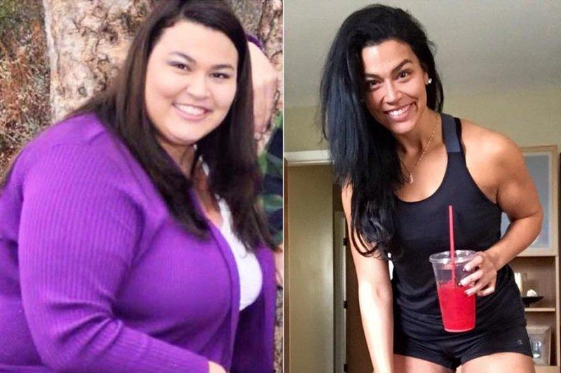 личный опыт в похудении