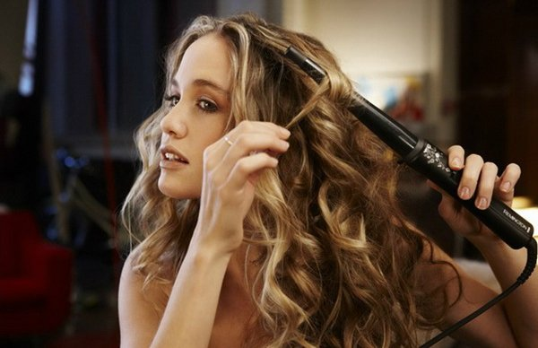 как накрутить волосы самостоятельно