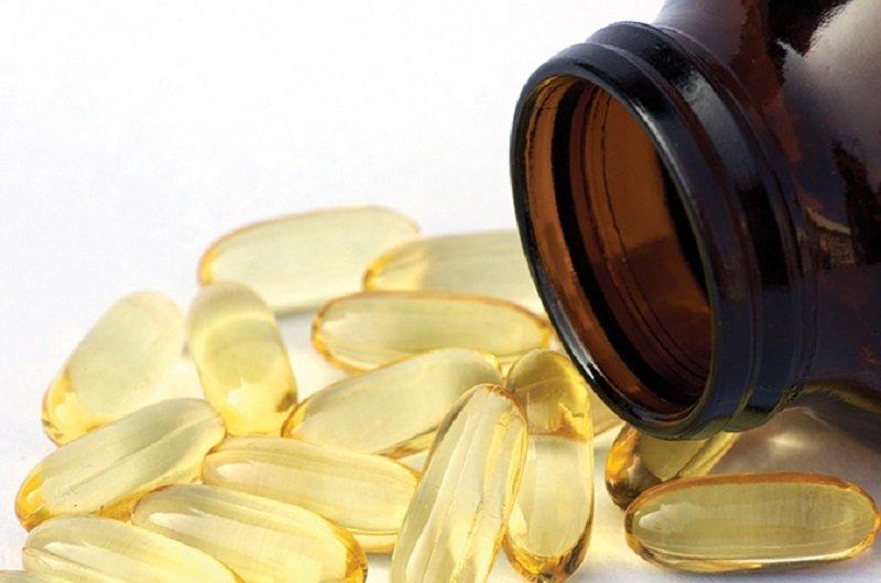 витамины для роста бровей и ресниц