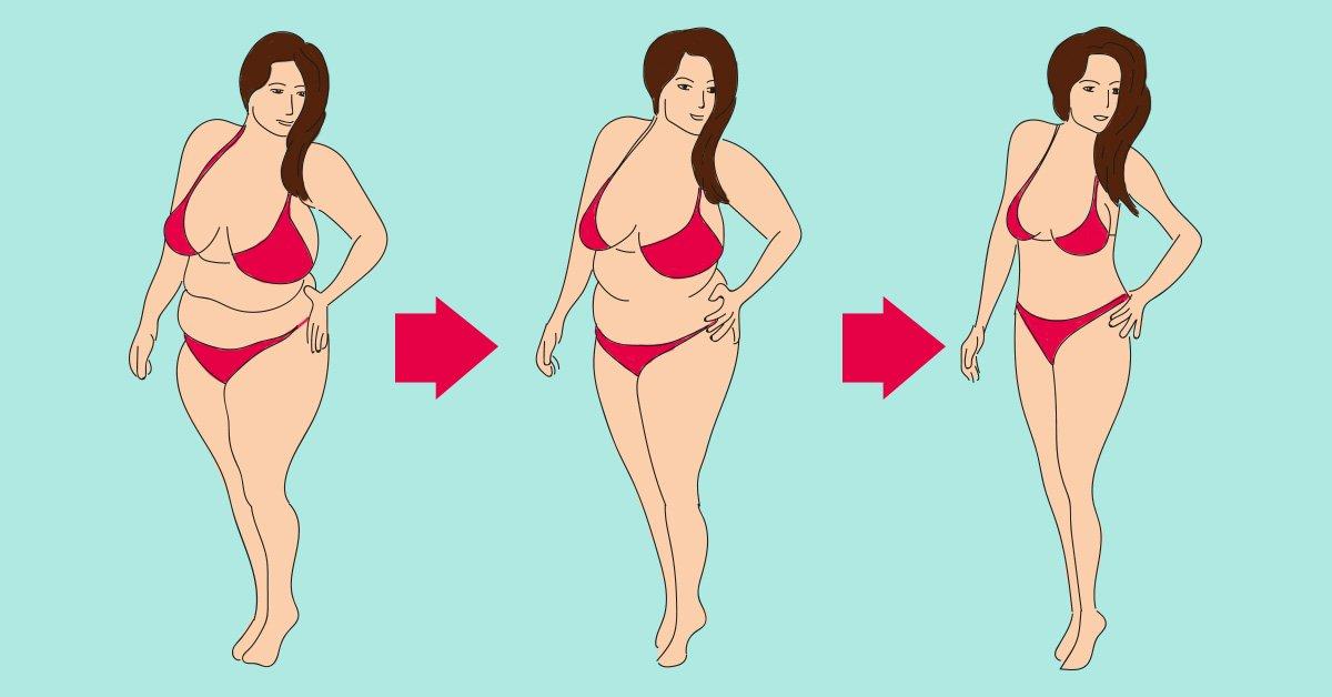 как похудеть на 5 6 кг
