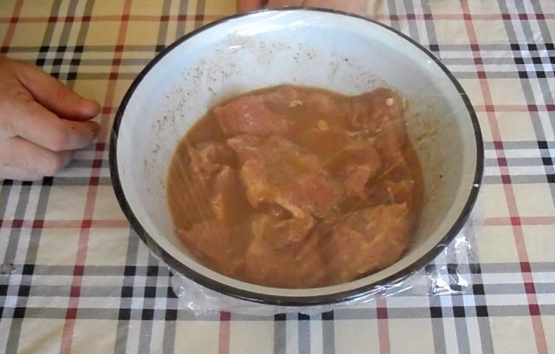 как быстро приготовить замороженное мясо