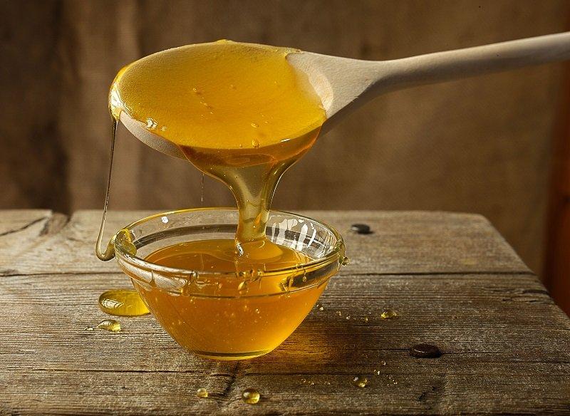 компресс от кашля с мёдом
