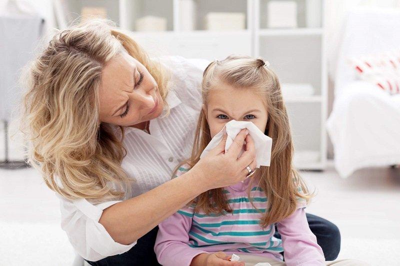 быстро вылечить насморк у детей
