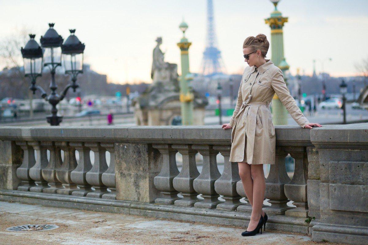 француженка стиль