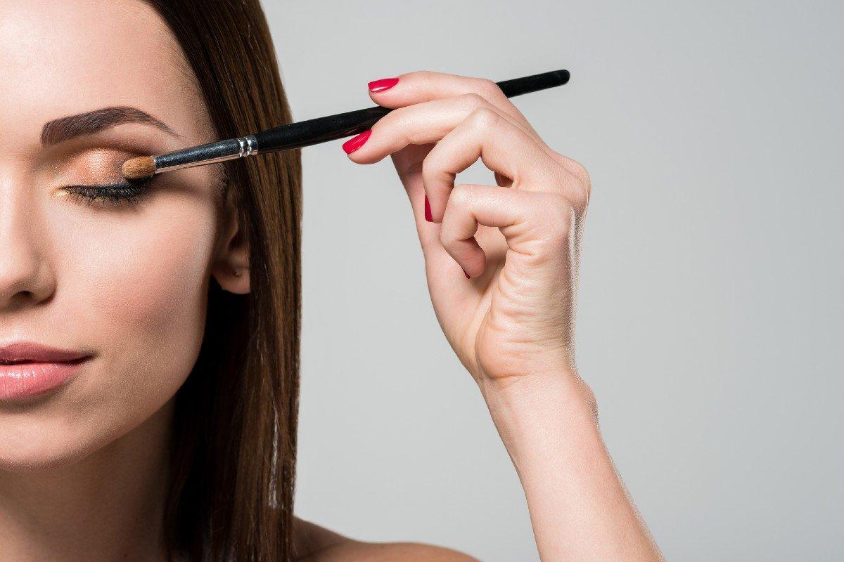 французский макияж 2020