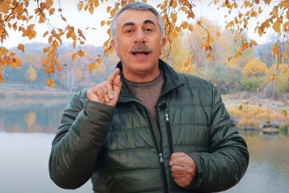 Доктор Комаровский объясняет, где чаще всего люди заражаются COVID-19