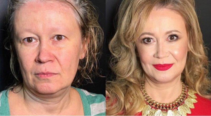 хитрости в макияже