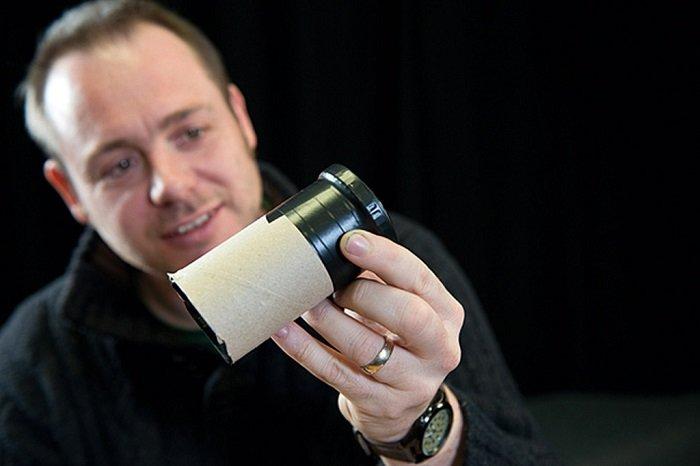 как сделать макрообъектив своими руками