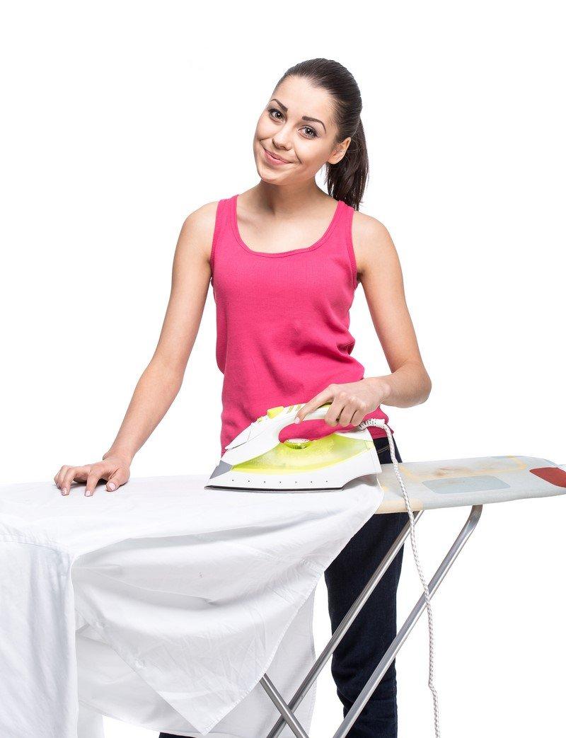 как гладить рубашку лайфхак