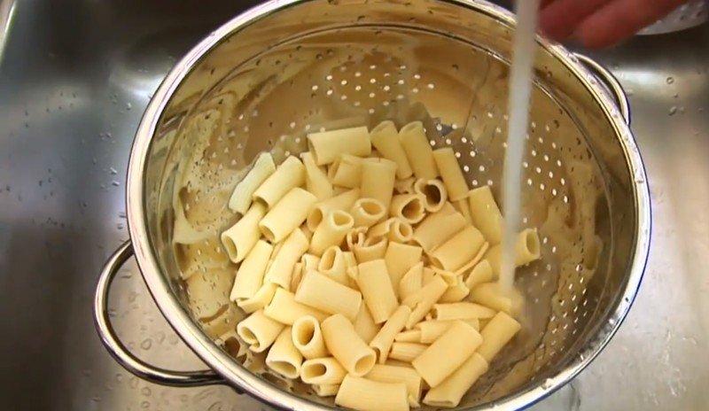 cuisson des pâtes