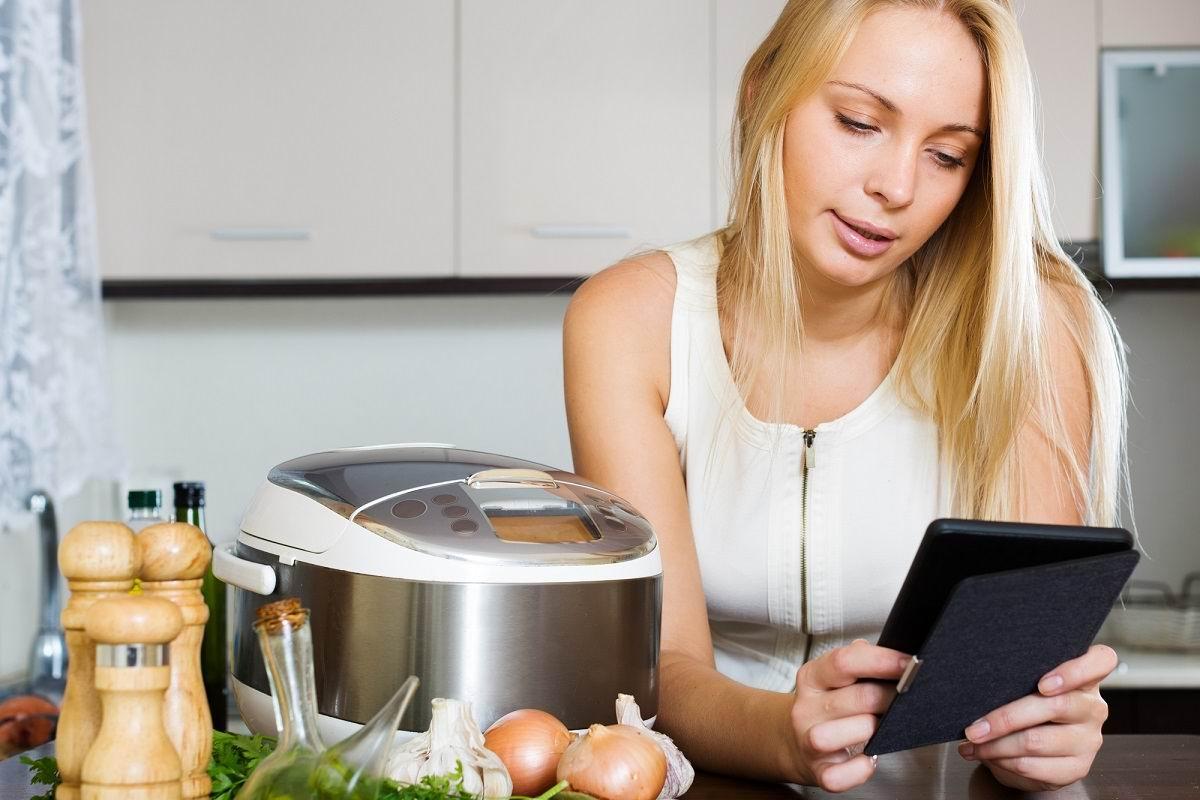 как готовить в мультиварке на пару