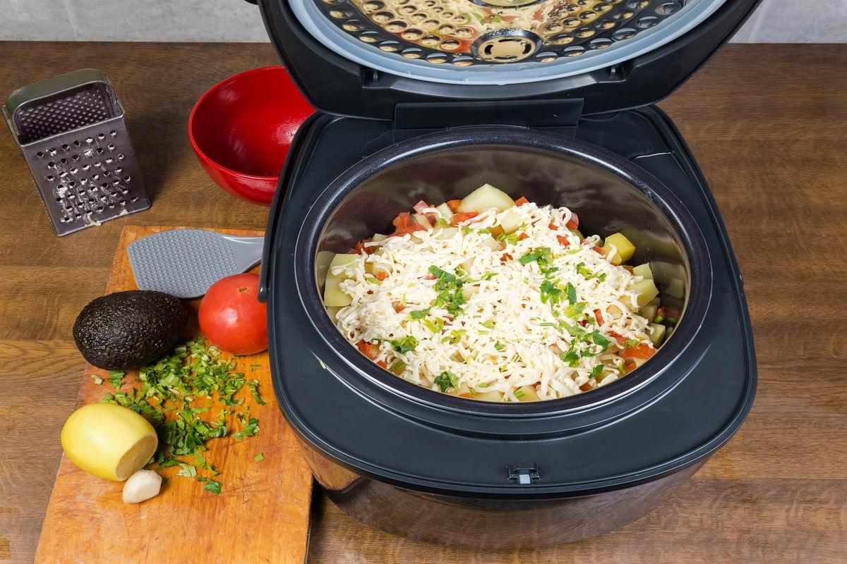как готовить в мультиварке брокколи