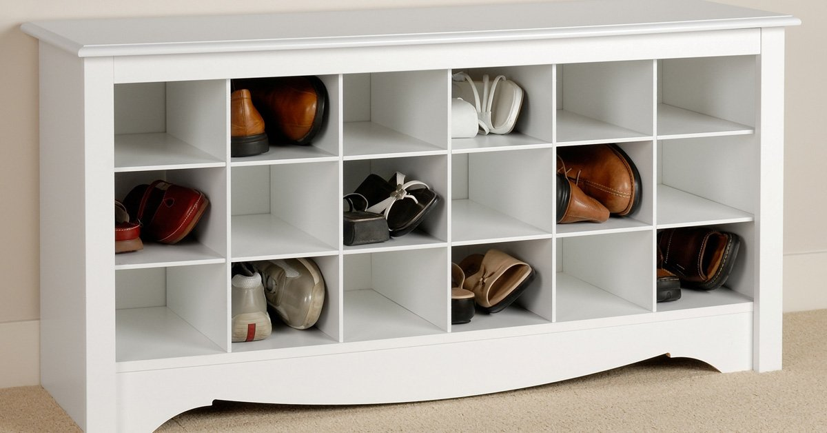 Компактные способы хранения обуви, о которых ты даже не слышал. Порядок превыше всего!