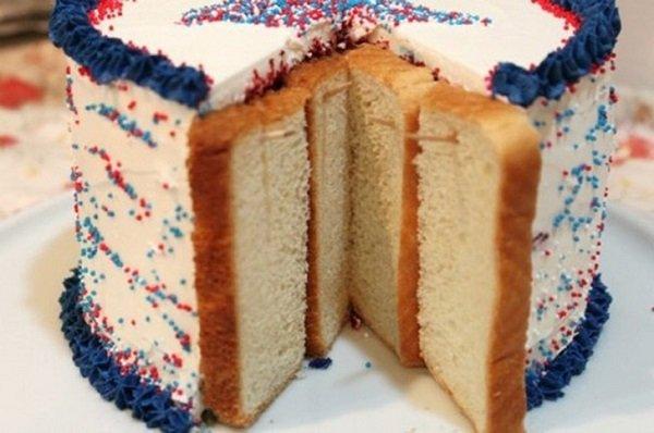 как хранить торт в холодильнике