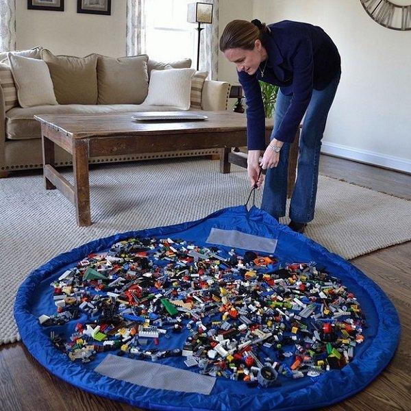 мешок для хранения конструктора LEGO