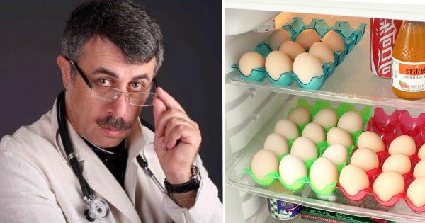 Как нужно хранить яйца и молокопродукты. Оказывается, я всю жизнь делал это неправильно!