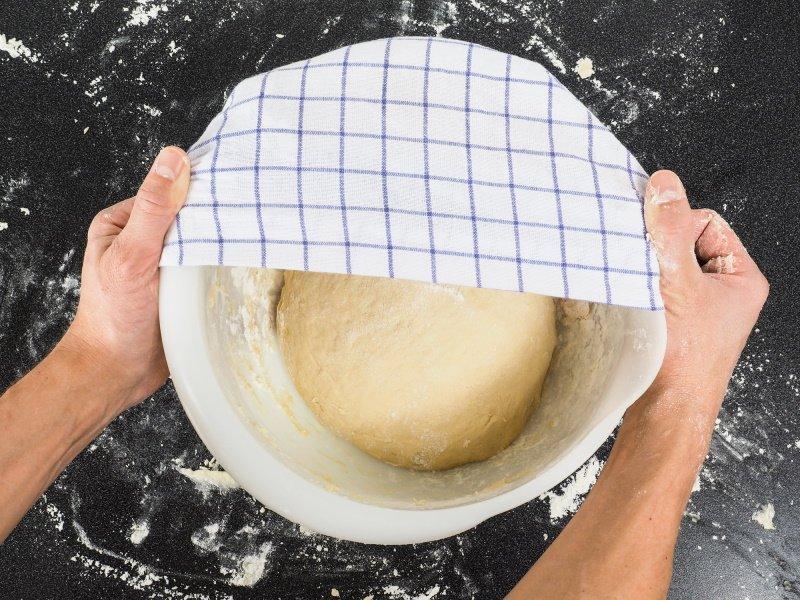как приготовить домашний хлеб быстро