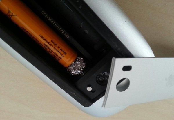 пальчиковая батарейка