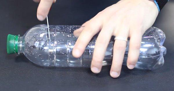 Как использовать пластиковую бутылку в быту: 3 способа, которые приглянутся каждому!