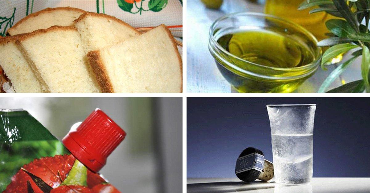 Необычное применение обычных продуктов. Так водку и кетчуп ты точно не использовал!