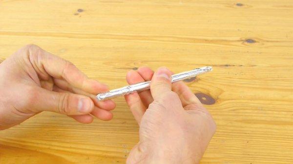 стилус из ручки