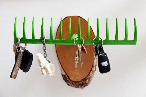 как хранить ключи