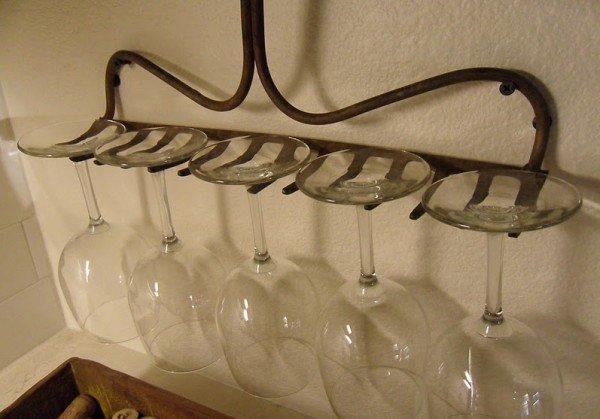 подставка для бокалов
