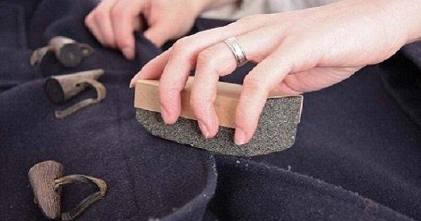 Спаси изношенные вещи! Убери катышки с любимой одежды этим простым способом.