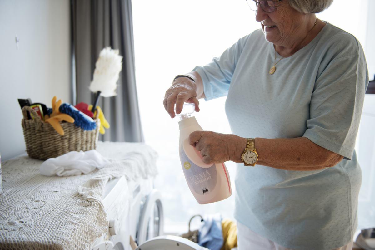 как убрать пыль дома