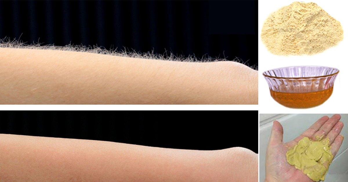 Как избавится от волос без бритвы в домашних условиях