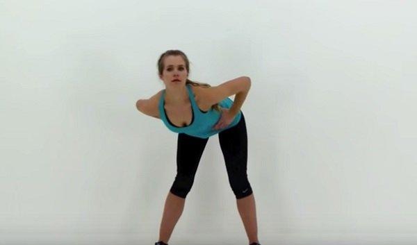 круговые движения тела