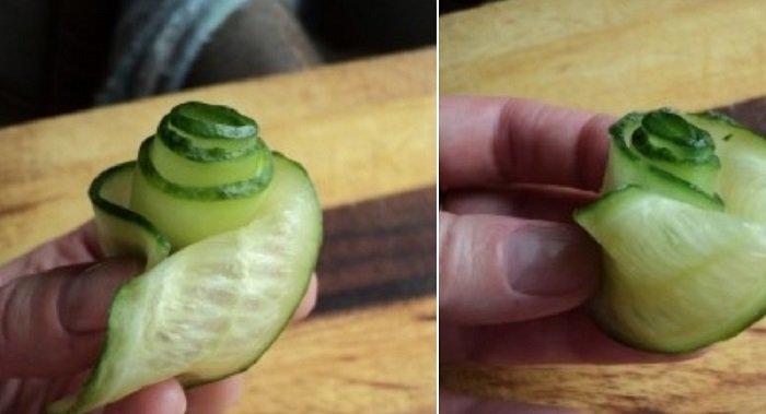 как красиво нарезать овощи на борщ